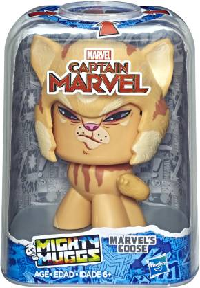MARVEL Mighty Muggs Marvels Goose