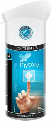 myoxy Portable Oxygen Can for High Altitude Oxygen Concentrator
