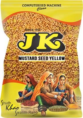 JK Yellow Mustard Seed