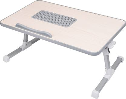 FurnCentral Wood Portable Laptop Table