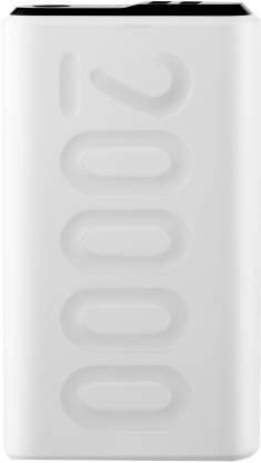 Ambrane 20000 mAh Power Bank (Fast Charging, 12 W)