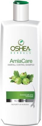 Oshea Herbals Amla Care - Hairfall Control Shampoo 500 Ml (All Hair Types)