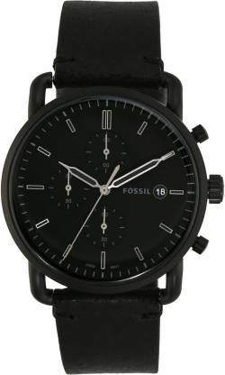 Fossil FS5504 The Commuter Analog Watch - For Men
