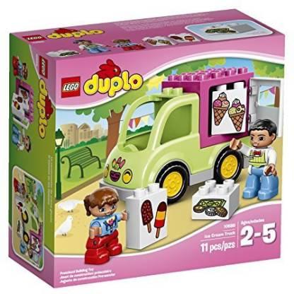 LEGO Ice Cream Truck 10586