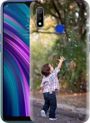 Shaurya enterprises Back Cover for Realme 3, Realme 3i