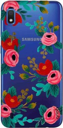 Qrioh Back Cover for Samsung Galaxy A10