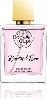 Body Cupid Beautiful Rose Perfume Eau de Parfum  -  100 ml
