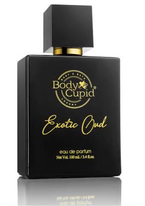 Body Cupid Exotic Oud Perfume Eau de Parfum  -  100 ml