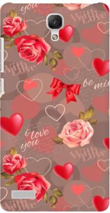 KWINE CASE Back Cover for Mi Redmi Note Prime