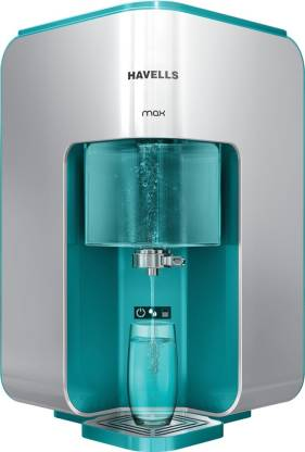 Havells GHWRPMBO15 8 L RO + UV + UF + TDS Water Purifier