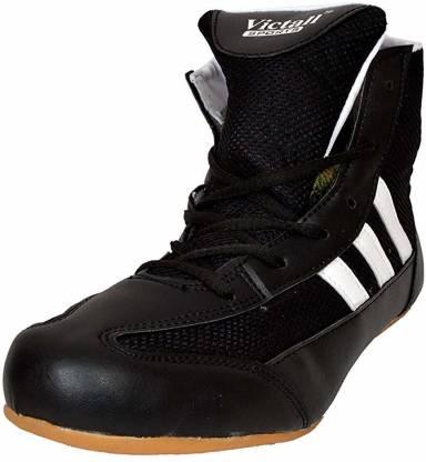 Boxing & Wrestling Shoes For Men(Black)
