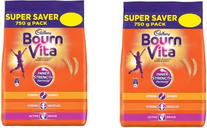 BOURNVITA 750gm pack