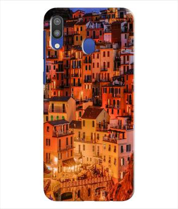 XPRINT Back Cover for Samsung Galaxy M20