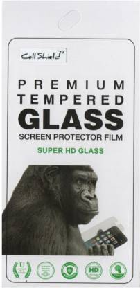 CELLSHIELD Tempered Glass Guard for NOKIA 5.1