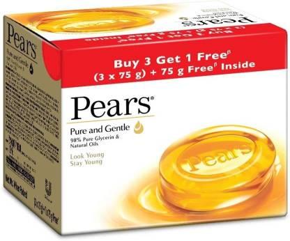 Pears Pure & Gentle Bathing Bar