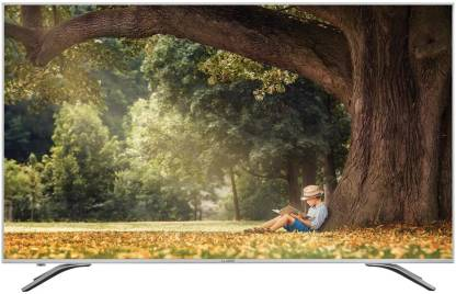 Lloyd Clara 138cm (55 inch) Ultra HD (4K) LED Smart TV