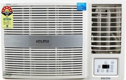 Voltas 1.5 Ton 5 Star Window AC - White(185 LZH-R32, Copper Condenser)