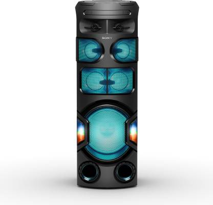 SONY MHC-V82D with Party Lights & Karaoke Bluetooth Party Speaker