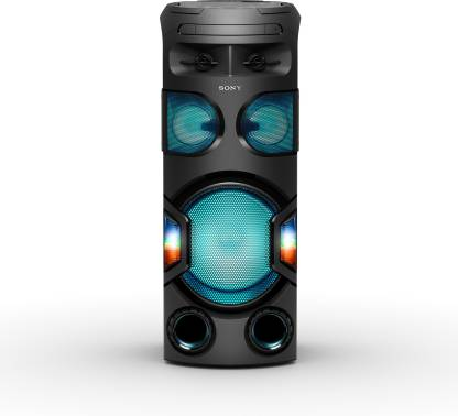 SONY MHC-V72D with Party Lights & Karaoke Bluetooth Party Speaker