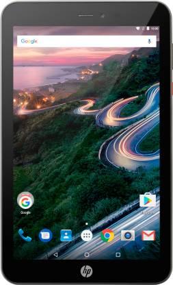 HP Pro 8 2 GB RAM 16 GB ROM 8 inch with Wi-Fi+4G Tablet (Black)