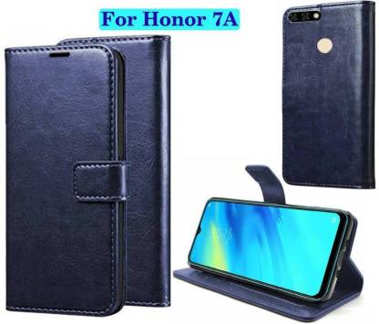 Finely Flip Cover for Honor 7A