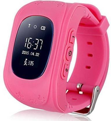 mobicell Q50_PINK Fitness Smartwatch