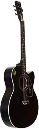 Givson GVS-BLK Acoustic Guitar Rosewood Rosewood Right Hand Orientation