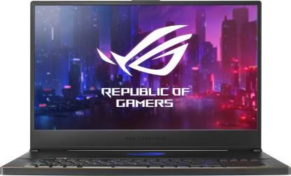 ASUS ROG Zephyrus S Core i7 9th Gen - (32 GB/1 TB SSD/Windows 10 Home/8 GB Graphics/NVIDIA GeForce RTX 2080) GX701GXR-EV025T Gaming Laptop