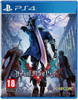 Devil May Cry 5 PS4 (DIRECT DOWNLOAD/Digital Download)
