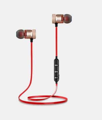 Clerby Wireless Sports Bluetooth Magnet Earphone A1 Bluetooth Headset