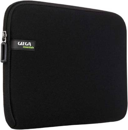 Gizga Essentials GE-13-BLK-BLK Laptop Sleeve/Cover