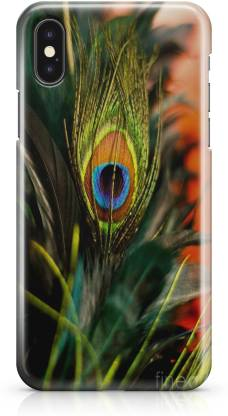 Accezory Back Cover for Apple iPhone XS Max, MT522HN/A, BACK COVER, PRINTED, DESIGNER Back Cover