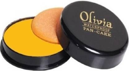 Olivia WATERPROOF PAN-CAKE (21 GOLDEN YELLOW) Compact