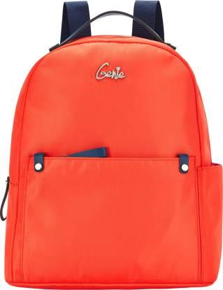 Genie Bare Orange Fashion Backpack Backpack