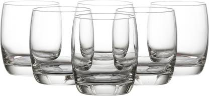Ocean (Pack of 6) IVORY Glass Set