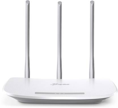 TP Link TL WR845N Wireless N Router White  TP Link Routers