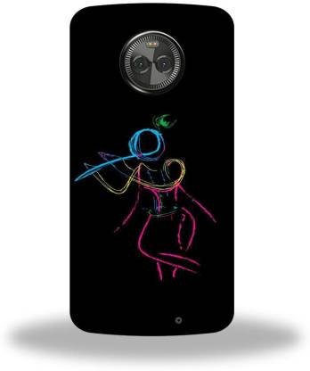 69Mobilic Back Cover for Motorola Moto X4