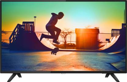 Philips 139cm (55 inch) Ultra HD (4K) LED Smart TV