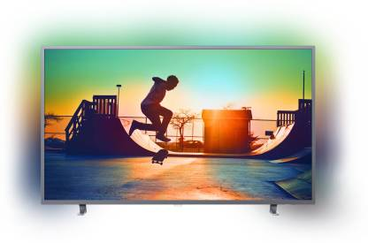 Philips 164cm (65 inch) Ultra HD (4K) LED Smart TV  (65PUT6703S/94)