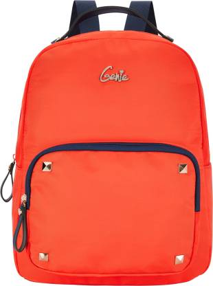 Genie Crave Coral Fashion Backpack Backpack