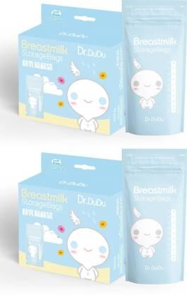 Dr.Dudu Breastmilk Storage Bags 200ml ( Pack of 30 pcs)