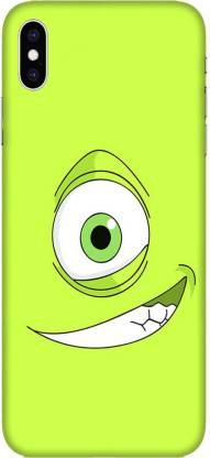Digi Swipes Back Cover for Apple iPhone X