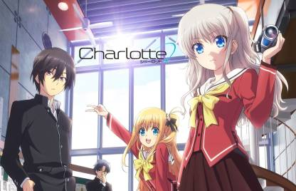 Charlotte Season 1 [Dual Audio] [English Subtitles] Download