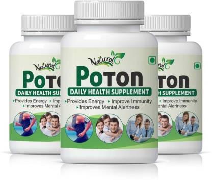 Natural Poton For Energy Booster 100 % Ayurvedic