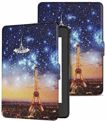 YAOJIN Flip Cover for Amazon Kindle 10th Generation 2019(Multicolor, Cases with Holder)