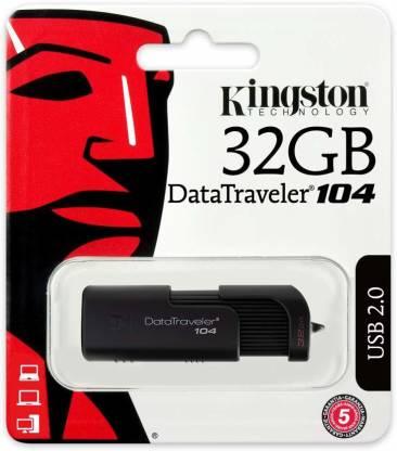 KINGSTON DT104/32GB 32 GB Pen Drive