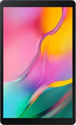 SAMSUNG Galaxy Tab A 10.0 2GB RAM 32 GB ROM 10 inch with Wi-Fi+4G Tablet (Gold)