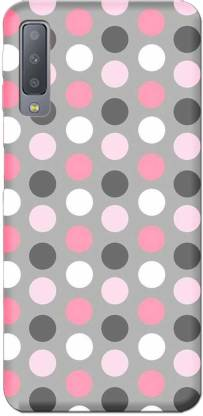 Dicty Back Cover for Samsung A7 2018