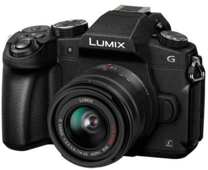 Panasonic 4K G Series Lumix G85K Mirrorless Camera Body With Single Lens: 14-42mm