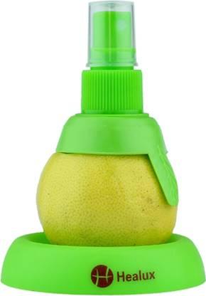 Healux Plastic Hand Juicer Lemon Sprayer